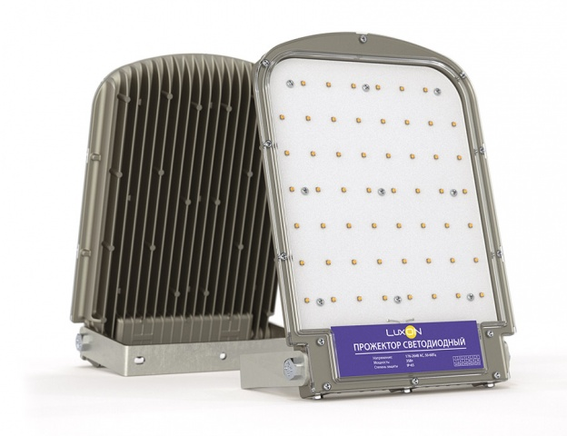 Промышленный светодиодный прожектор LuxON Skat