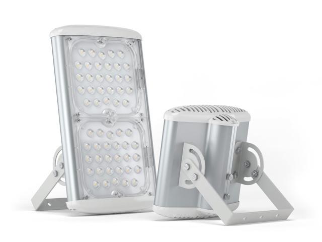 Промышленный светодиодный светильник LuxON UniLED