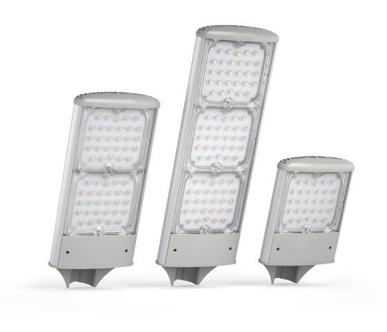 Уличный светодиодный светильник LuxON Bat Eco